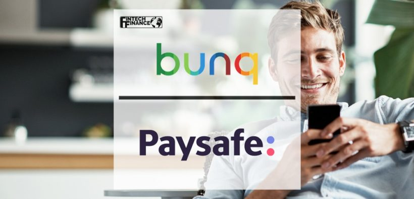 bunq partners with Paysafe to enable cash deposits for digital banking | Fintech Finance